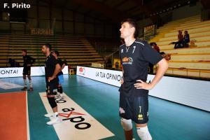 Tonno Callipo Calabria Vibo Valentia-Bunge Ravenna, ottavi di finale Del Monte® Coppa Italia