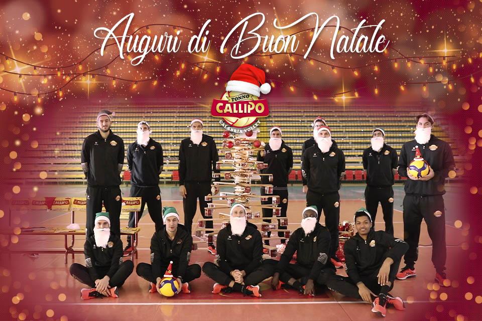 Auguri Di Buon Natale 2021 Video.Natale 2020 Il Video Messaggio Di Auguri Dei Giocatori Della Tonno Callipo Tonno Callipo Calabria Vibo Valentia