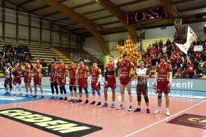 Tonno Callipo Calabria Vibo Valentia-Top Volley Latina 03-02-2019