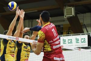 Tonno Callipo Calabria Vibo Valentia-Calzedonia Verona 09-12-18