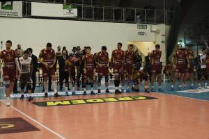 Tonno Callipo Calabria Vibo Valentia-Vero Volley Monza 28-10-18